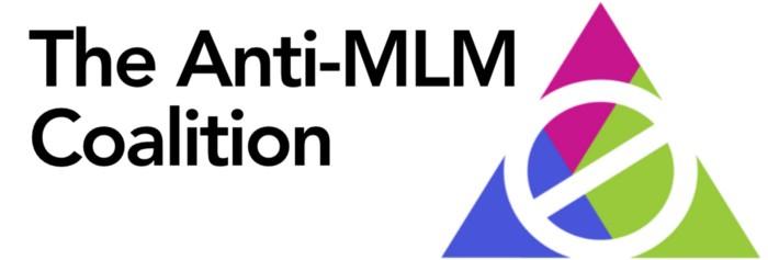 The Anti-MLM Coalition's logo.