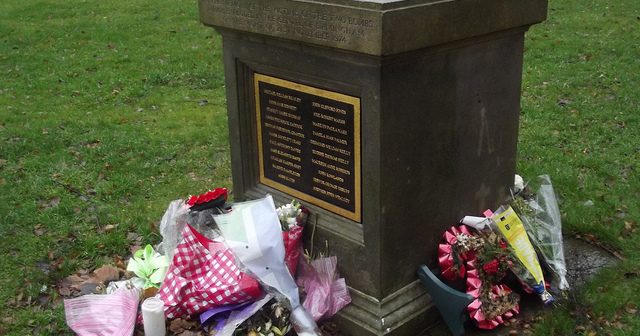 "New Birmingham pub bombings memorial to help ""heal fracture"" between communities"