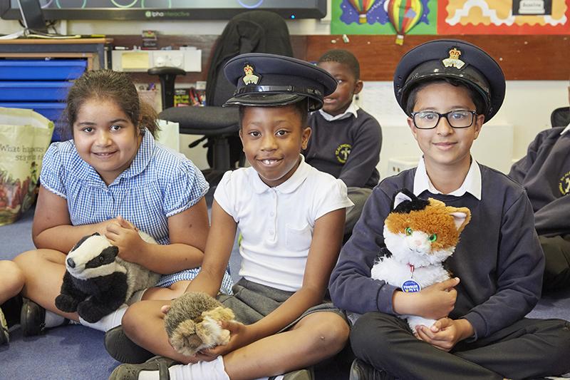 Children in Compassionate Class