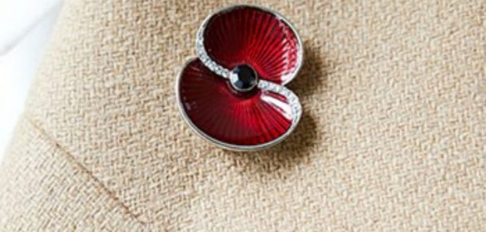 Graduate wins competition to design new Royal British Legion poppy brooch