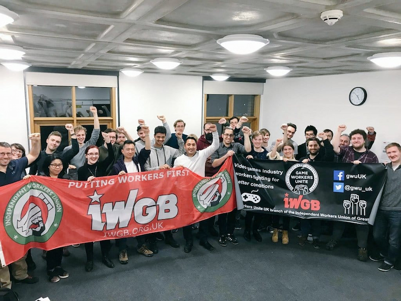 IWGB-Game-Workers-