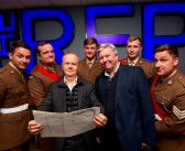 Mercian Regiment soldiers invited to opening night of First World War play at The Birmingham Rep