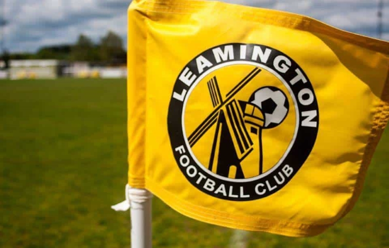 Leamington ticket details confirmed.