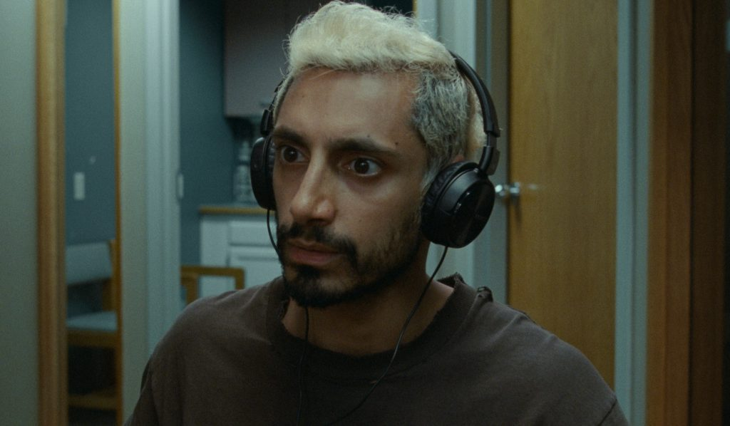 An photo of Riz Ahmed in his new film Sound of Metal