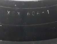 The code on the vinyl