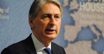 Philip Hammond. Picture: Chatham House