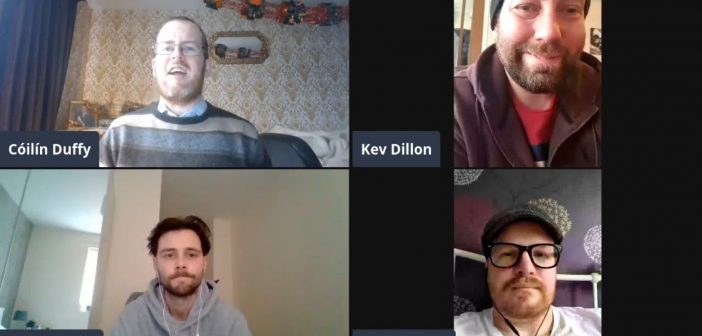 WATCH: BE Talks – Black Country Blokes chat about mental health podcast