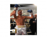 Tommy 'Gun' Collins 'desperate' to return to the ring with his comeback announced for May 21st