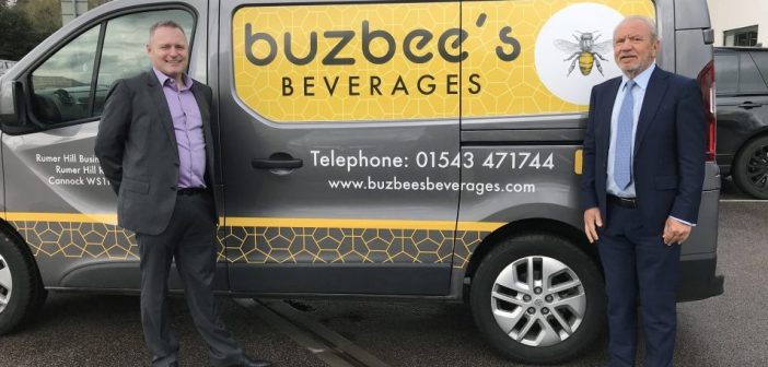Lord Alan Sugar invests in new premium tonic brand